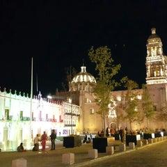 Photo taken at Zacatecas by Glend G. on 11/11/2015