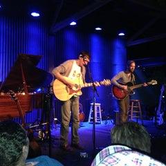 Photo taken at Tupelo Music Hall by John U. on 4/27/2013