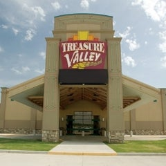 Photo taken at Treasure Valley Casino by TravelOK on 1/31/2014