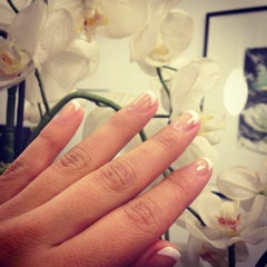 Photo taken at Urban Nails by Marjorie C. on 3/30/2013