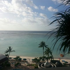 Photo taken at The Westin Resort Guam by Joan B. on 1/3/2013