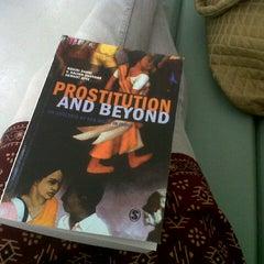 Photo taken at Oxford Bookstore by Devyani K. on 9/2/2013