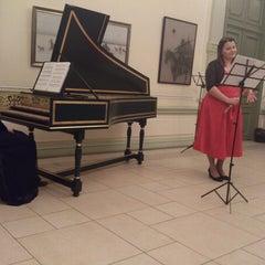 Photo taken at Культурный центр «Покровские ворота» by Marina M. on 2/16/2013