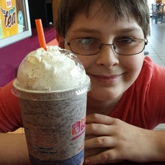 Photo taken at Dunkin' Donuts by Kathleen D. on 5/21/2014