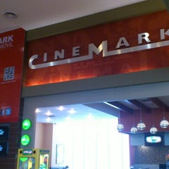 Photo taken at Cinemark by Mace C. on 1/13/2013