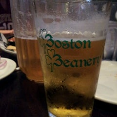 Photo taken at Boston Beanery by Jen C. on 9/23/2012