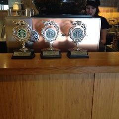 Photo taken at Starbucks by Cherine A. on 9/25/2013