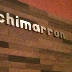 Photo taken at Chimarron by Bruno L. on 12/1/2012