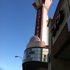 Photo taken at Coolidge Corner Theatre by Brandon I. on 10/18/2012