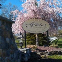Photo taken at Brotherhood, America's Oldest Winery by Madhumanti S. on 4/27/2013