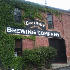 Photo taken at Lancaster Brewing Company by Madhumanti S. on 7/28/2013