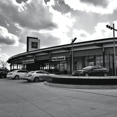 Photo taken at Park Place Lexus Grapevine by Isha S. on 2/9/2013
