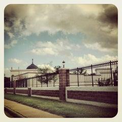 Photo taken at Dar-ul-Salam Islamic Center by Isha S. on 10/11/2012