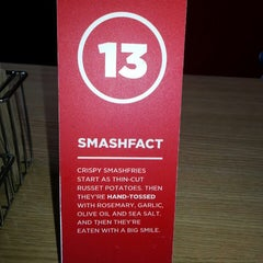 Photo taken at Smashburger by Paul A. on 6/10/2013