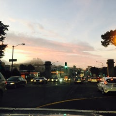Photo taken at Inner Sunset by Max S. on 2/1/2015