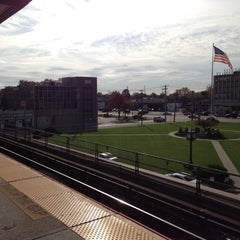 Photo taken at LIRR - Valley Stream Station by Max S. on 10/27/2012