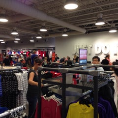 Photo taken at Nike Factory Store by Max S. on 8/31/2014