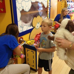 Photo taken at Build-A-Bear Workshop by Cyndi H. on 7/20/2013