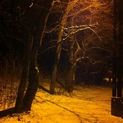 Photo taken at Hűvösvölgy - Nagyrét by Janos O. on 12/23/2012