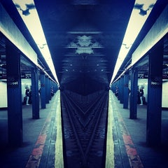 Photo taken at MTA Subway - 86th St (B/C) by MrIzReal on 6/2/2014