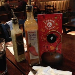 Photo taken at Nando's by Janice F. on 10/15/2012