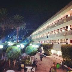 Photo taken at Universidad La Salle by Andrés R. on 3/5/2013