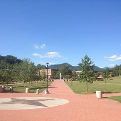 Photo taken at Western Carolina University by Dex on 6/14/2013