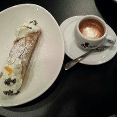Photo taken at Cavalli Cafe by KellyElena on 12/7/2013