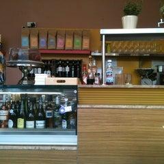 Photo taken at Sylvia's Corner Coffee House by Yo J. on 2/7/2014