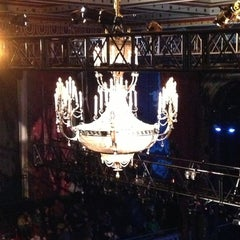 Photo taken at The Tabernacle by Jessica F. on 3/5/2013