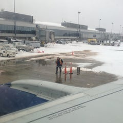 Photo taken at Gate 8 by Gary A. on 12/27/2012