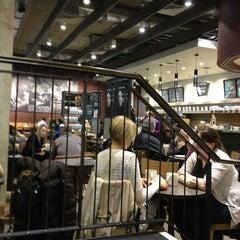 Photo taken at Starbucks by Nic on 2/15/2013