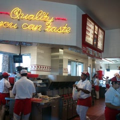 Photo taken at In-N-Out Burger by Bryan C. on 2/23/2013