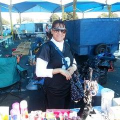 Photo taken at Oakland Coliseum Flea Market by Francisco D. on 7/27/2013