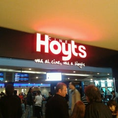 Photo taken at Hoyts by Rodrigo T. on 4/6/2013