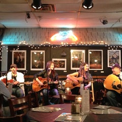 Photo taken at Bluebird Cafe by Allyson M. on 5/9/2013
