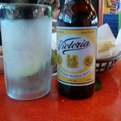 Photo taken at El Meson Mexican Restaurant by Stormy L. on 10/12/2012