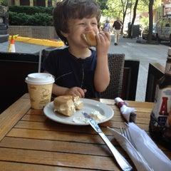 Photo taken at Gracie's Cafe by Loren R. on 6/19/2013