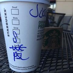 Photo taken at Starbucks by Joanna P. on 9/1/2014
