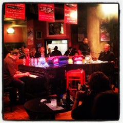 Photo taken at Lucille's Piano Bar & Grill by Rebecca N. on 11/18/2012
