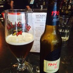 Photo taken at Mompou Tapas Bar & Lounge by Claudia R. on 7/3/2015