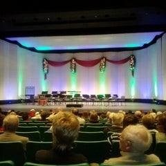 Photo taken at Yavapai College Performance Hall by Johnny F. on 12/2/2012
