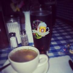 Photo taken at Scharfs German Restaurant und Bar by Scott S. on 9/14/2012