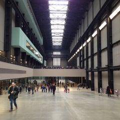 Photo taken at Tate Modern by Renato L. on 4/12/2013