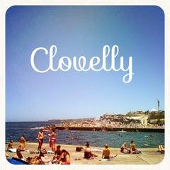Photo taken at Clovelly Beach by Juan A. on 1/6/2013