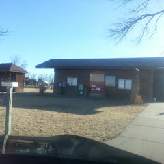 Photo taken at I70 Rest Area Near Russell KS by Shane P. on 11/23/2012