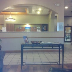 Photo taken at Holiday Inn Express & Suites North Platte by Dana R. on 1/22/2013