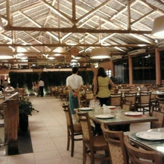 Photo taken at Restaurante Cabana do Sol by Cristiane F. on 9/16/2012