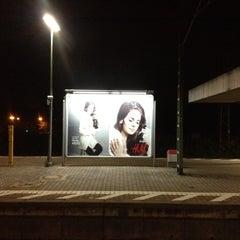 Photo taken at Bahnhof Frankfurt-Niederrad by Matthias B. on 9/29/2012