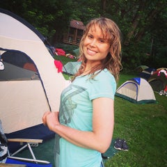 Photo taken at Kittatinny Campgrounds by Van S. on 6/23/2013
